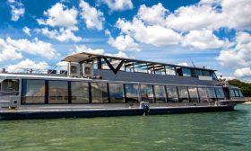 River Boat Kisduna 5 - Budapest Danube Boat Cruise
