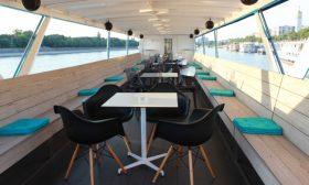 River Boat Kisduna 6 - Budapest Danube Boat Cruise