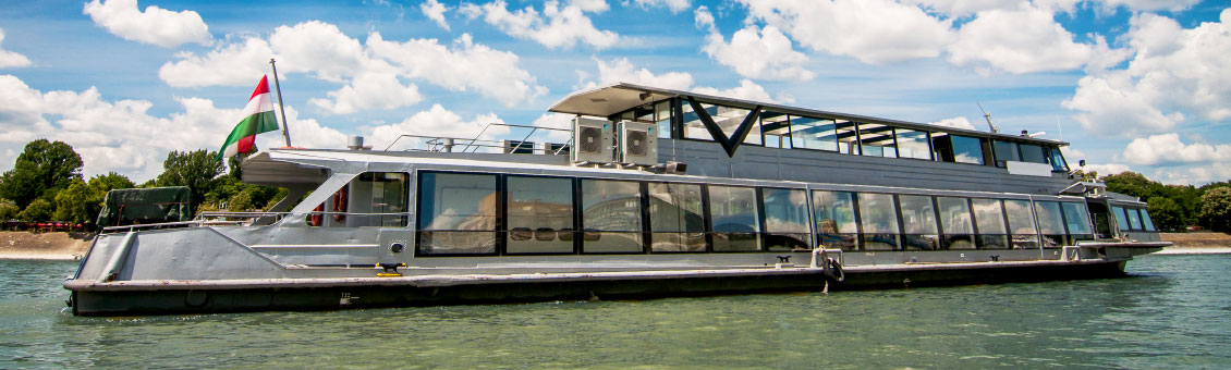 River boat hire - Budapest Danube Boat Cruise