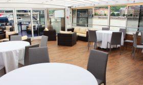 River Boat Nagyduna 1 VIP - Budapest Danube Boat Cruise